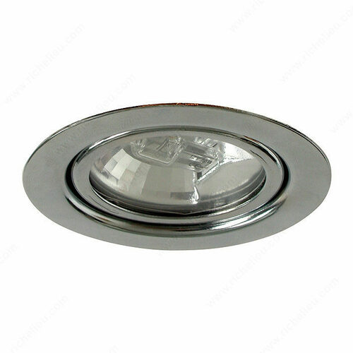 Richelieu 10030140 20W Halogen, Recessed or Surface-Mounted