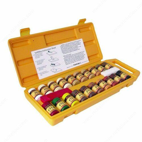 Richelieu 916430 SoftWax Filler System Kit