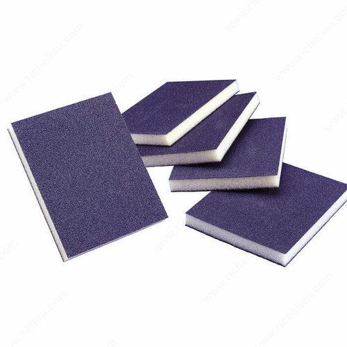 Richelieu 5000341205 General Use Sanding Sponges