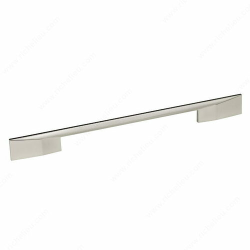 Richelieu 687288195 Contemporary Metal Pull - 687