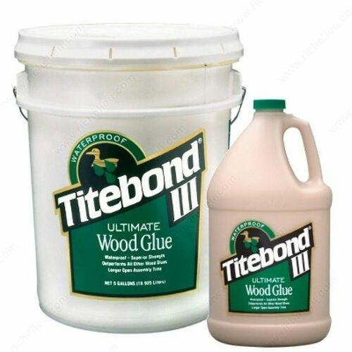 Richelieu 15001418 Titebond III Ultimate Wood Glue