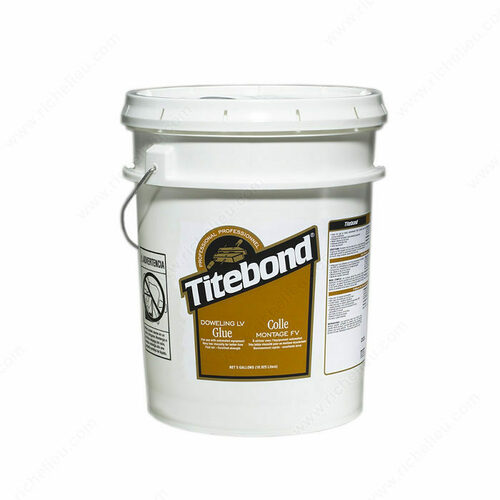Richelieu 15003817 Titebond Doweling Glue - Very Low Viscosity