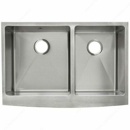 Richelieu 3813170 Riveo Kitchen Sink
