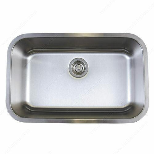 Richelieu 4809U170 Blanco Sink - Stellar U Super