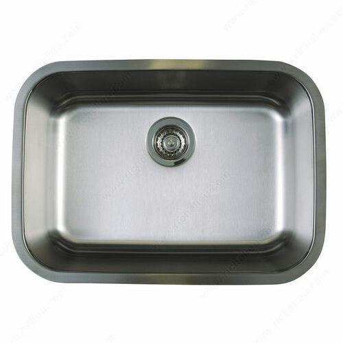 Richelieu 4810U170 Blanco Sink - Stellar U 1 Medium