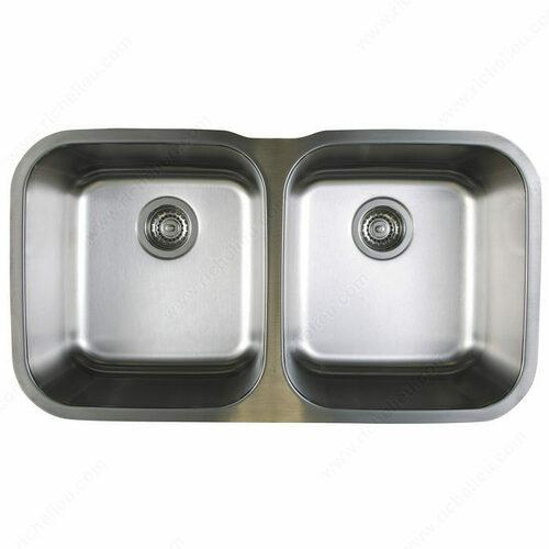 Richelieu 4806U170 Blanco Sink - Stellar U Equal