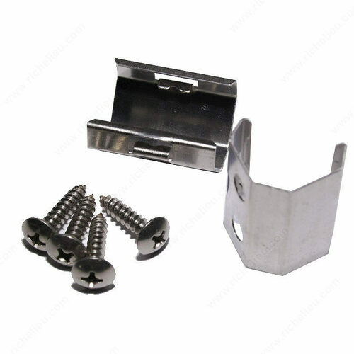 Richelieu 30141283 Clips for Surface Mounting