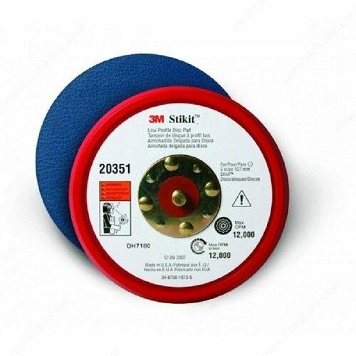 Richelieu 20351 Sanding Disc Pad