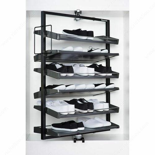 Richelieu 14807090 Revolving Shoe System