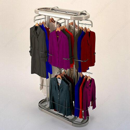 Richelieu 13168040 Small Revolving Closet System
