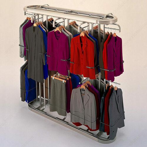 Richelieu WEBKIT1214143 Large Revolving Closet System