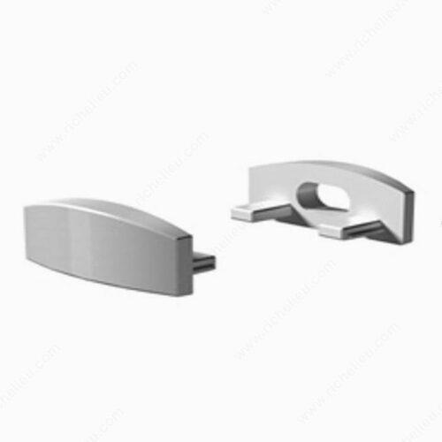 Richelieu 30141122 Profile Accessories End Caps