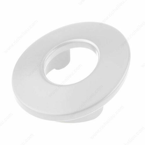 Richelieu BP61263230 Contemporary Plastic Pull - 6126