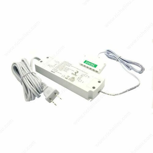 Richelieu DP2412 Dimmable Power Supply 24 V