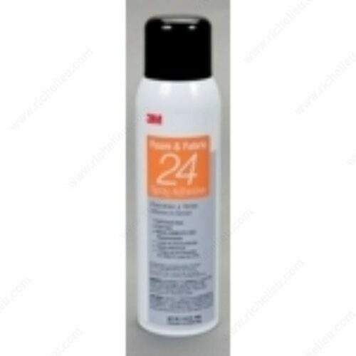Richelieu 20242 3M Series 24 Foam & Fabric Aerosol Spray Adhesive