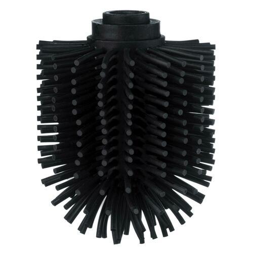 Smedbo H235S Spare Brush for Toilet Brush, Black