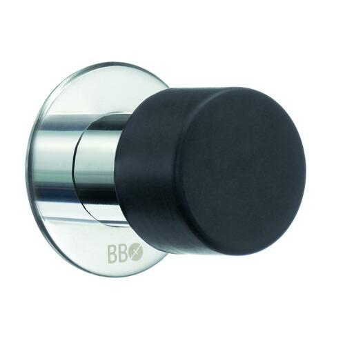 Smedbo BK147 Door Stop, Stainless Steel