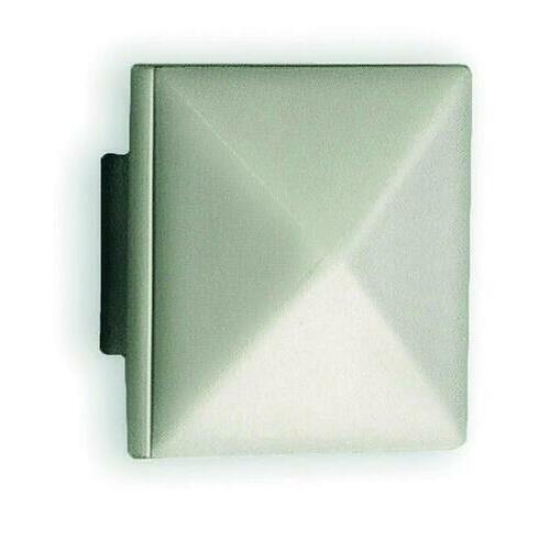 Smedbo B484 Pyramid Knob, Brushed Nickel