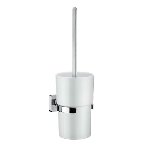 Smedbo OK333P Toilet Brush Wallmount, Polished Chrome