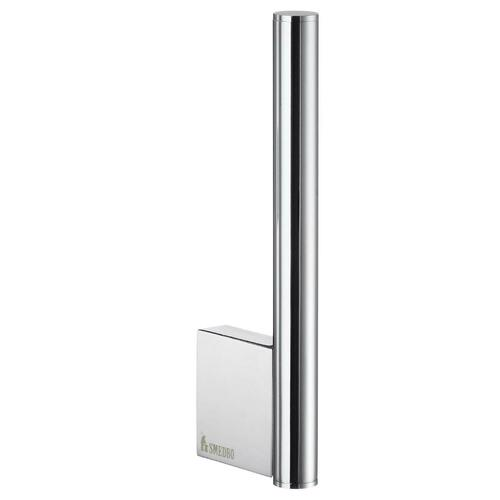 Smedbo AK320 Spare Toilet Roll Holder, Polished Chrome