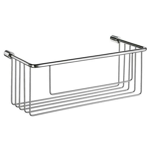 Smedbo DK1002 Shower Basket, Polished Chrome