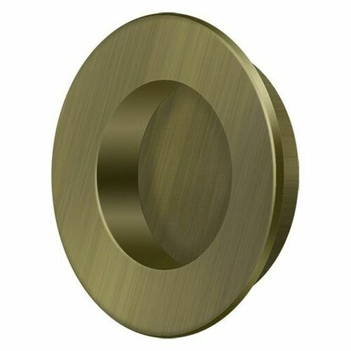Deltana FP178U5 Flush Pull, Round, HD, 1-7/8